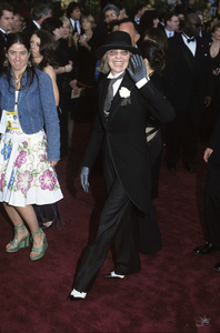 """Diane Keaton at """"The 76th Annual Academy Awards""""2004 © 2004 Gary Lewis - Image 6553_0008"""