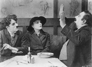 """""""The ImmigrantCharlie Chaplin, Edna Purviance1917 Image Entertainment - Image 6591_0001"""