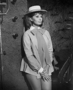 """It Started In Naples,""Sophia Loren.1960 Parmount   - Image 6595_0001"