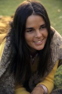 Ali MacGraw 1969 © 1978 Ken Whitmore - Image 6628_0073