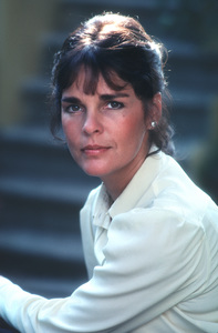 Ali MacGraw on location in Europe duringfilm production1981/**H.L. - Image 6628_0130