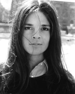Ali MacGrawcirca 1970**I.V. - Image 6628_0189