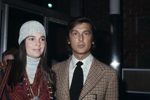 Ali MacGraw and Robert Evanscirca 1970s © 1978 Gary Lewis - Image 6628_0208
