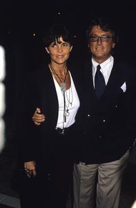 Ali MacGraw and Robert Evanscirca 1990 © 1990 Gary Lewis - Image 6628_0211