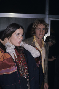Ali MacGraw and Ryan O