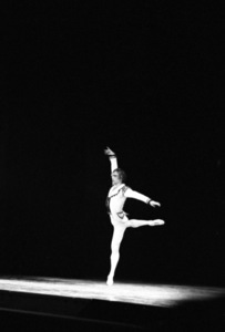 Rudolf Nureyev in Laurencia, as presented by the Royal Ballet Company, at the Shrine Auditorium1965© 1978 Bud Gray - Image 6629_0009