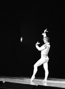 Rudolf Nureyev in Laurencia, as presented by the Royal Ballet Company, at the Shrine Auditorium1965© 1978 Bud Gray - Image 6629_0010