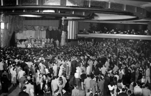 Lionel Hampton at the Hollywood Paladium, circa 1950. © 1978 Bob Willoughby / MPTV - Image 6637_118