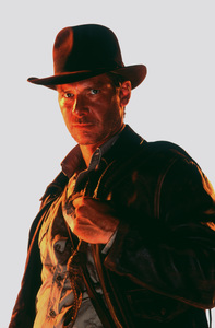 """""""Indiana Jones And The Last Crusade""""Harrison Ford © 1989 ParamountPhoto By Bruce McBroom - Image 6659_0009"""
