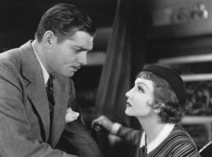 """It Happened One Night""Clark Gable & Claudette Colbert1934 Columbia **I.V. - Image 6663_0007"