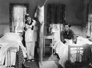 """It Happened One Night""Claudette Colbert & Clark Gable 1934 Columbia **I.V. - Image 6663_0008"