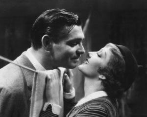 """It Happened One Night""Clark Gable & Claudette Colbert1934 Columbia **I.V. - Image 6663_0010"