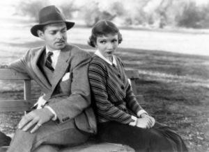 """It Happened One Night""Clark Gable & Claudette Colbert1934 Columbia **I.V. - Image 6663_0012"