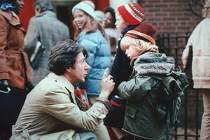 """""""Kramer vs Kramer""""Dustin Hoffman & Justin Henry1979 Columbia - Image 6696_0002"""