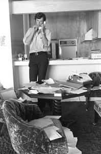Michael Crichtoncirca 1979 © 1979 Gunther - Image 6750_0002