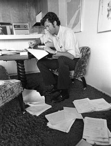 Michael Crichtoncirca 1979 © 1979 Gunther - Image 6750_0003