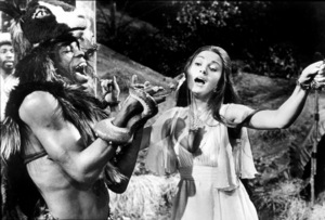 """""""Live and Let Die,"""" Jane Seymour1973 MGM / MPTV - Image 6773_0015"""