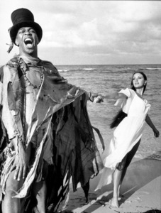 """""""Live and Let Die,""""Geoffrey Holder, Jane Seymour1973 MGM / MPTV - Image 6773_0016"""