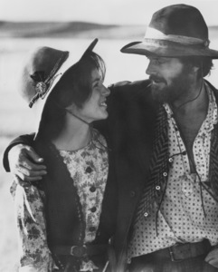 """The Missouri Breaks""Jack Nicholson and Kathleen Lloyd1976 United Artists - Image 6776_0004"