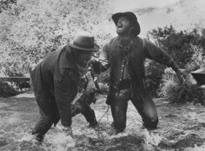 """The Missouri Breaks""Jack Nicholson and Randy Quaid1976 United Artists - Image 6776_0007"