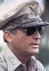 """MacArthur""Gregory Peck1977 Universal Pictures** I.V. - Image 6783_0006"