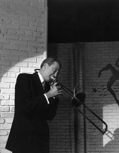 """The Glenn Miller Story""James Stewart1953 Universal © 1978 Sanford Roth - Image 6814_0005"