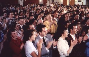 """""""The Glenn Miller Story""""Audience1953 UI**I.V. - Image 6814_0009"""