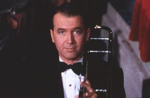 """""""The Glenn Miller Story""""James Stewart © 1984 Universal**I.V. - Image 6814_0013"""