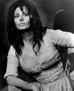 """Man Of La Mancha,"" Sophia Loren. © 1972 U/A - Image 6815_0003"