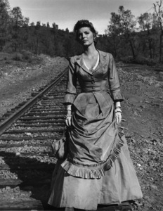 """""""Man of the West""""Julie London1958Photo by Floyd McCarty - Image 6826_0028"""