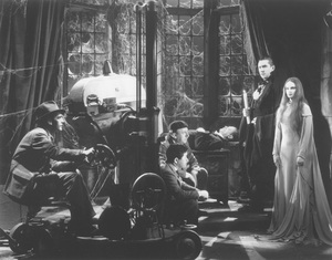 """Mark of the Vampire""Bela Lugosi, Carol Borland, Dir. Tod Browning, James Wong Howe1935 MGM**I.V. - Image 6827_0005"
