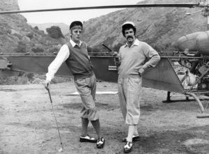 """M.A.S.H.""Donald Sutherland, Elliott Gould © 1970 20th Century Fox - Image 6856_0004"