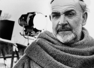 """""""The Name of the Rose""""Sean Connery1986 © 1986 Bob Willoughby - Image 6885_0007"""