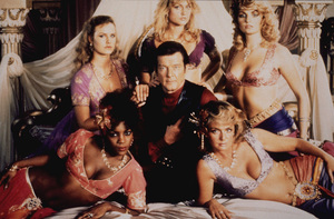 """""""Octopussy,""""Roger Moore and Friends1983 UA / MPTV - Image 6920_0105"""