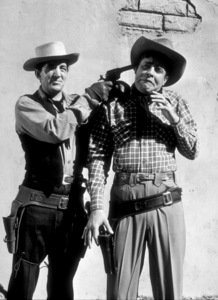 """""""Pardners,"""" Dean Martin and Jerry Lewis.1956 Paramount © 1978 Bud Fraker - Image 6979_0023"""