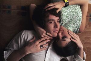 Michael Cole and Marjorie Dayne1968© 1978 Gene Trindl - Image 7049_0001