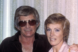 Blake Edwards and Julie Andrews1979**I.V. - Image 7068_0017