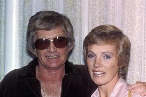 Blake Edwards and Julie Andrews1979**I.V. - Image 7068_0017