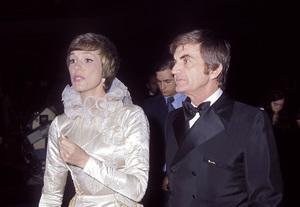 Blake Edwards and Julie Andews03-24-1973**I.V. - Image 7068_0019