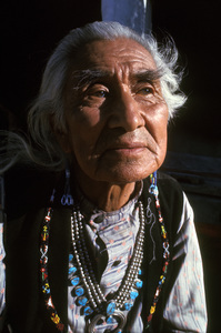 Chief Dan George1975 © 1978 Bud Gray - Image 7090_0002
