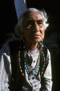 Chief Dan George1975 © 1978 Bud Gray - Image 7090_0003