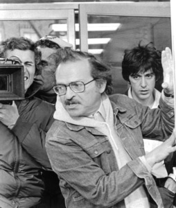 "Sidney Lumet (Director)Directing ""Dog Day Afternoon""1975  - Image 7160_0001"