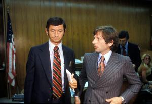 Roman Polanskiduring his trial1977 © 1977 Gunther - Image 7200_0004