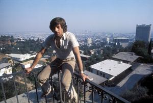 Roman Polanskiat his home on Sunset Plaza Drivein Los Angeles, CAcirca 1972 © 1978 Bruce McBroom - Image 7200_0018
