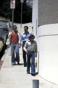 Roman Polanski in L.A.1977 © 1978 Gunther - Image 7200_0031