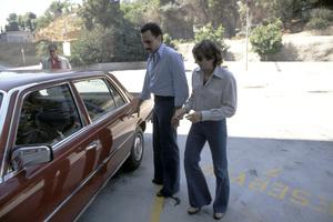 Roman Polanski in L.A.1977 © 1978 Gunther - Image 7200_0032