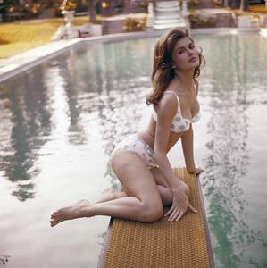 """Pamela Tiffin during the making of """"Harper""""1965© 1978 David Sutton - Image 7211_0008"""