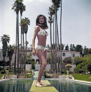 """Pamela Tiffin during the making of """"Harper""""1965© 1978 David Sutton - Image 7211_0014"""