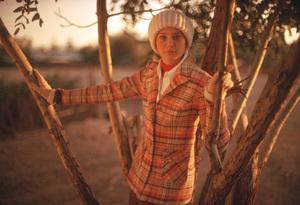 Deborah RaffinPendleton Clothing ADNovember 1973 © 1978 Sid Avery - Image 7236_0024