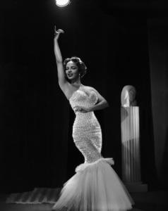 Dorothy Dandridge circa 1949 © 1978 Ted Allan - Image 7250_0002